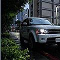 12年式  Range Rover Sport 白色#34596