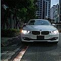 13年 BMW328I 白 #39304