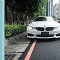 14年BMW428i m白色#19777