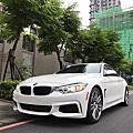 14年BMW 428i 白M#31306