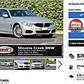 2015 BMW 428 GC