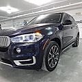 16 BMW X5 35i 深藍 #3153