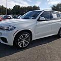 15 BMW X5 35i 白 #7898
