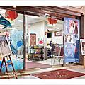 【婚禮布置】海洋雜誌風 高雄岡山吉喜海鮮餐廳