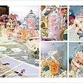 【婚佈佈置】來自新興的你 高雄國賓飯店candybar