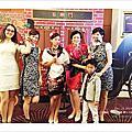 【聖誕佈置】上海復古風 高雄漢來大飯店巨蛋會館-扶輪社