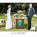 【婚禮佈置】充滿回憶的草地婚禮-屏東福灣莊園