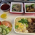 各國航空公司飛機餐