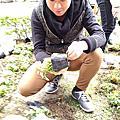 2014.植樹活動