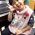 YAMAHA 音樂教室上課趣(手機拍攝)