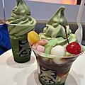 Tsujiri抹茶冰淇淋