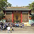 2012粵北參訪團-Day 2-南華寺 北伐紀念館
