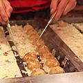 日本原宿。章魚燒&拉麵