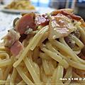 2010.6.13我的廚房-培根蛋義大利麵