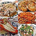 海鮮大餐!!