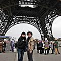 巴黎艾菲爾鐵塔2011