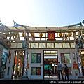 【彰化。鹿港】目前全世界唯一的玻璃廟*台灣護聖宮(玻璃媽祖廟)