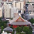 【日本。東京都】豐盛美食無限享用還可以遠望晴空塔的view。淺草豪景酒店武藏buffet(Sky Grill)