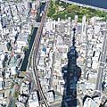 【日本。東京都】世界第一高塔。晴空塔