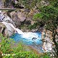 【花蓮。秀林】連外國人都讚嘆的中橫之美。 白楊瀑布x水簾洞x白楊吊橋