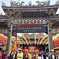 【彰化。鹿港】目前世界上僅存的湄洲媽祖本尊。 鹿港天后宮