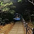 【台中。清水】迷人夜景。 清水鰲峰山步道