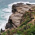 【新北。貢寮】壯麗海景。 龍洞灣岬步道