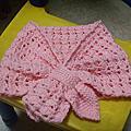 小桃子圍巾