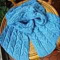 勞倫拉爾夫 Wheaten 圍巾