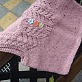 Louise baby vest