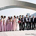 (香港新娘)歐式造型