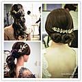 (birde)3種歐美髮型