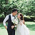 (wedding)陽明山中國麗緻 美式婚禮