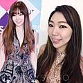 韓國明星彩妝