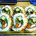 新北市[中和美食]~信壽司日本料理