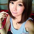 天使面孔魔鬼身材32D正妹Vina 蕭苡言