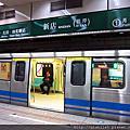 臺北捷運 松山線通車前 即將消失的景物