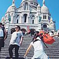 Europe bag jogging