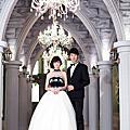 高雄自助婚紗新人攝影作品:韓風戀人