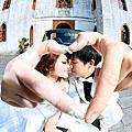高雄自助婚紗新人 小賢和小芬 推薦: