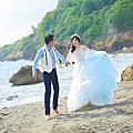 高雄西子灣婚紗拍攝風格