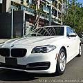 2014 BMW 528i 白/黑 #505795