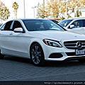 2015 Mercedes-Benz C300W2 Sport 白 #071504