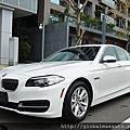 2014 BMW 528i 白/黑 # 511064