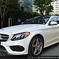 2015 Mercedes-Benz C300W4 Sport 白 #006669