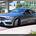 2017 C300C2 Coupe AMG 灰/黑 #503021