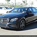2018 Mercedes-Benz E300W2 P3 AMG 黑 #319264