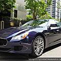 2014 Maserati Quattroporte SQ4 #082273