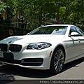 2014 BMW 528i 白/黑  #511064