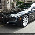 2014 BMW 535i BLK #480441